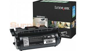 LEXMARK T644 RP PRINT CTG FOR LABEL APPS BLACK 21K (64004HA)