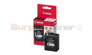 CANON BC-01 INKJET CARTRIDGE BLACK (0879A003)