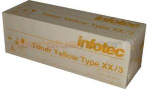 INFOTEC 7316 TONER YELLOW (88598365)