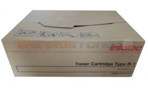 INFOTEC TYPE B-1 TONER CARTRIDGE (88597915)