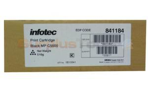 INFOTEC MP C5000 TONER CTG BLACK (841184)