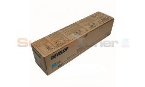 DEVELOP INEO+ 6000L TONER CARTRIDGE CYAN (A1U94D2)