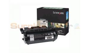 LEXMARK T644 RP PRINT CARTRIDGE BLACK 6K (64015SA)