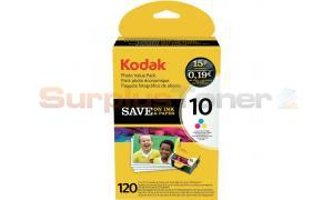 KODAK NO 10 INK COLOR PHOTO VALUE PACK (3954831)
