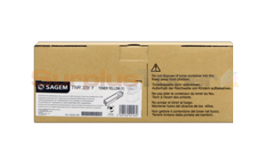 SAGEM MF-6890N TONER YELLOW (TNR-378Y)