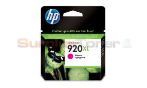 HP NO 920XL INK MAGENTA (CD973AN)