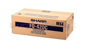 SHARP FO4200 TONER CARTRIDGE BLACK (FO-42DC)