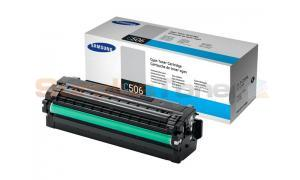 SAMSUNG CLP-680ND TONER CARTRIDGE CYAN (CLT-C506L/ELS)