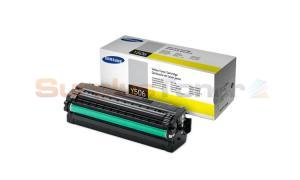 SAMSUNG CLP-680ND TONER CARTRIDGE YELLOW (CLT-Y506L/ELS)