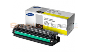SAMSUNG CLP-680ND TONER CARTRIDGE YELLOW (CLT-Y506S/ELS)
