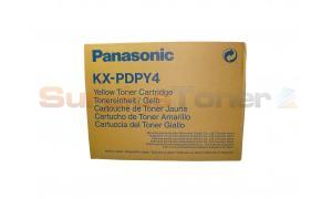 PANASONIC PS8000 TONER YELLOW (KX-PDPY4)