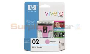 HP NO 02 INK LIGHT MAGENTA (C8775WN)