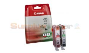 CANON BCI-6R BCI-6G INK RED/GREEN MULTIPACK (8891A010)
