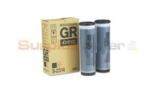RISO GR 3770 INK BLACK HD (S-2314)