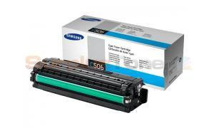 SAMSUNG © CLP-680ND TONER CARTRIDGE CYAN (CLT-C506S/XAA)