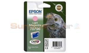 EPSON STYLUS PHOTO 1400 INK CTG LIGHT MAGENTA (C13T07964030)