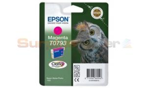 EPSON STYLUS PHOTO 1400 INK MAGENTA (C13T07934030)