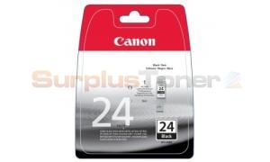 CANON BCI-24 INK CARTRIDGE BLACK (6881A044)
