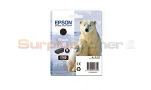 EPSON XP-600 / XP-800 INK CARTRIDGE BLACK (C13T26014020)