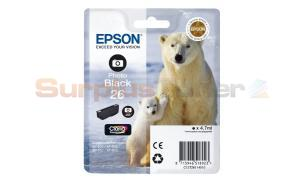 EPSON XP-600 / XP-800 INK CTG PHOTO BLACK (C13T26114010)