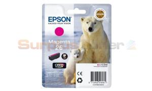 EPSON XP-600 / XP-800 INK CARTRIDGE MAGENTA (C13T26134010)