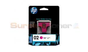 HP NO 02 INK CARTRIDGE MAGENTA (C8772WA)
