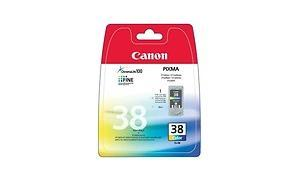 CANON CL-38 INK CARTRIDGE COLOR (2146B004)