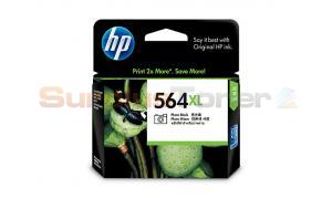 HP NO 564XL INK CARTRIDGE PHOTO BLACK (CB322WA)