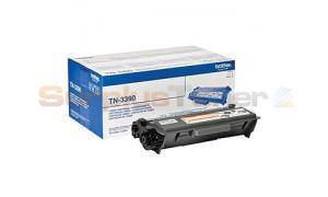 BROTHER HL-6180DW/T TONER CTG BLACK 12K (TN-3390)