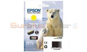 EPSON XP-600 / XP-800 INK CARTRIDGE YELLOW (C13T26144020)