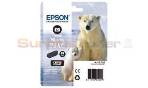 EPSON XP-600 / XP-800 INK CTG PHOTO BLACK HY (C13T26314020)