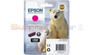 EPSON XP-600 / XP-800 INK CARTRIDGE MAGENTA HY (C13T26334010)