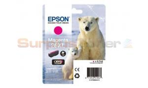 EPSON XP-600 / XP-800 INK CARTRIDGE MAGENTA HY (C13T26334020)
