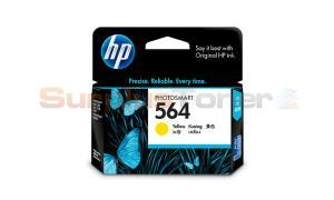 HP NO 564 INK CARTRIDGE YELLOW (CB320WA)