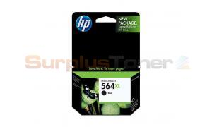 HP NO 564XL INK CARTRIDGE BLACK (CB321WA)