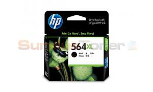 HP NO 564XL INK CARTRIDGE BLACK (CN684WA)