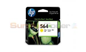 HP NO 564XL INK CARTRIDGE YELLOW (CB325WA)