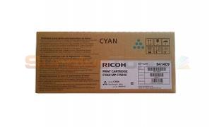 RICOH MP C7501E PRINT CARTRIDGE CYAN (841409)
