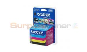 BROTHER MFC-210C INK CTG CMYK VALUE PACK (LC-900VALBPDR)