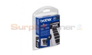 BROTHER DCP-130C INK CARTRIDGE BLACK (LC-1000BKBPDR )