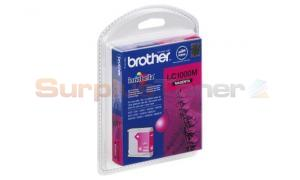 BROTHER DCP-130C INK CARTRIDGE MAGENTA (LC-1000MBPDR )