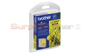 BROTHER DCP-130C INK CARTRIDGE YELLOW (LC-1000YBPDR )