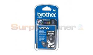 BROTHER DCP-110C INK CARTRIDGE BLACK (LC-900BKBPDR)