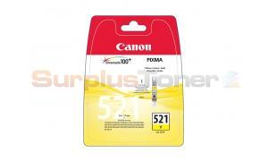 CANON CLI-521Y INK CARTRIDGE YELLOW (2936B007)