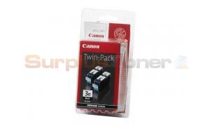 CANON BCI-3EBK INK TANK BLACK TWIN PACK (4479A298)
