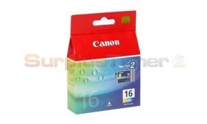 CANON BCI-16C INK TANK COLOR TWINPACK (9818A020)