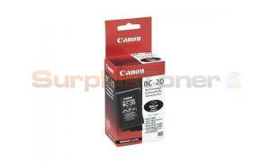 CANON BC-20 INK CARTRIDGE BLACK (0895A002)