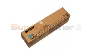 DEVELOP INEO+ 6000 TONER CYAN (TN-616C)