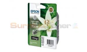 EPSON STYLUS PHOTO R2400 INK CTG LIGHT LIGHT BLACK (C13T05994020)