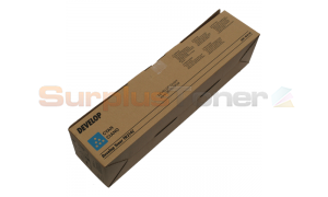 DEVELOP INEO+ 200 TONER CARTRIDGE CYAN (A0D74D3)